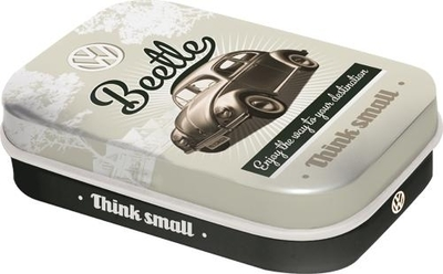 Cough Drop Tin Box VW Beetle