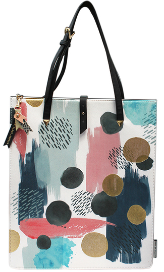 Disaster Designs Paint Tote bag