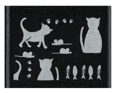 "Dishcloth  ""Kattliv"""