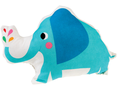 Do-It-Yourself Elvis the Elephant soft toy in a gift box