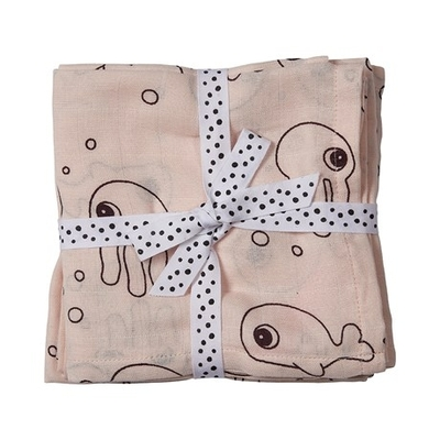 Done By Deer Sea Friends gauze 2-set, powder