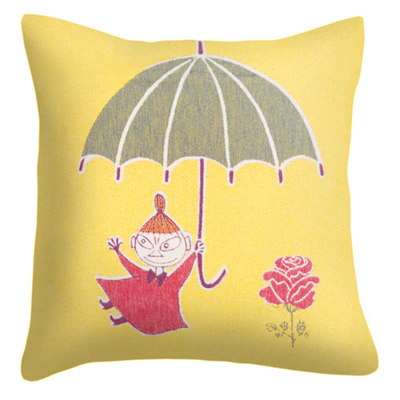 Ekelund Moomin Umbrella pillowcase 40x40cm