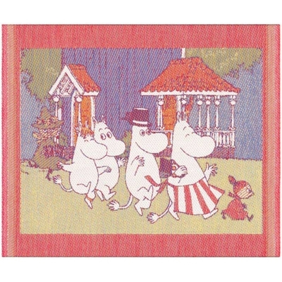Ekelund Moomin kitchen towel Moomin House, 30x25