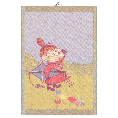 Ekelund Moomin kitchen towel Windy 35x50cm