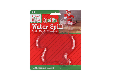 Elves Behavin´Badly prank item, water splatter