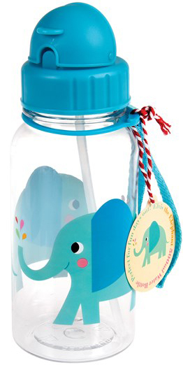 Elvis the Elephant drinking bottle, 500ml