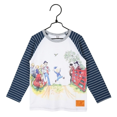 "Emil children's shirt ""Hurrah!"", 92-116cm"