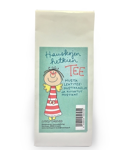Enkelin eväspussi Tea for Funny moments, flavored tea