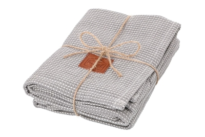 Fanni K kitchen towel bamboo 2-set, grey