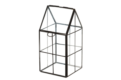 FanniK Glass house, black