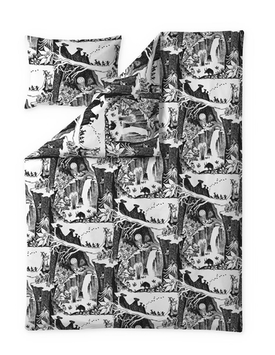 Finlayson Adventure Moomin duvet cover set