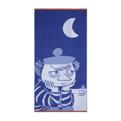 Finlayson Too-Ticky -bath towel, blue 70 x 140cm