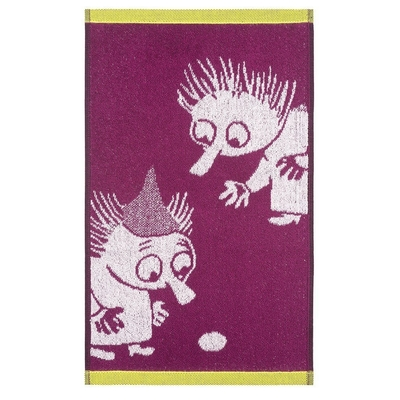 Finlayson hand towel, Thingumy and Bob
