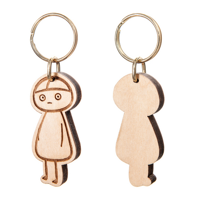 Finnish Nightmares Matti keychain