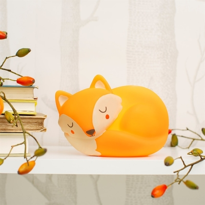 Fox nightlight, orange