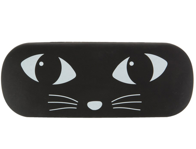 Glasses case, Black Cat