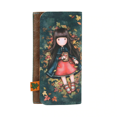 Gorjuss™ Autumn Leaves long wallet