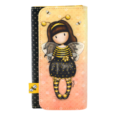 Gorjuss™ Bee-Loved (Just Bee-Cause) wallet