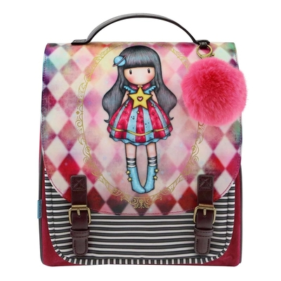 Gorjuss™ Circus backpack Moon Buttons