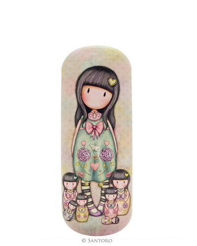 Gorjuss™ Glasses case, Seven Sisters
