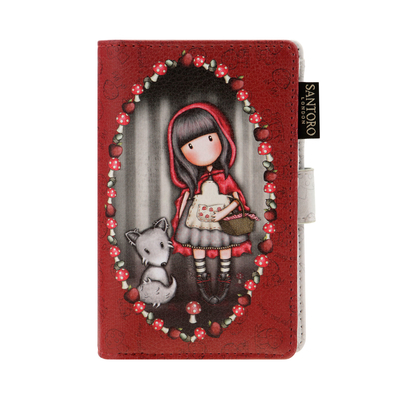 Gorjuss™ Little Red Riding Hood lompakko