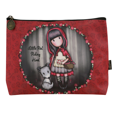 Gorjuss™ Little Red Riding Hood meikkilaukku
