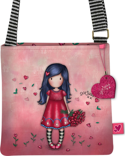 Gorjuss™ Small shoulder bag Love Grows
