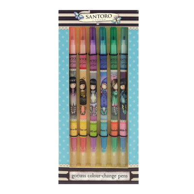 Gorjuss™ double-sided felt tip markers