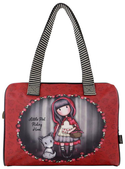 Gorjuss™ handbag, Little Red Riding Hood