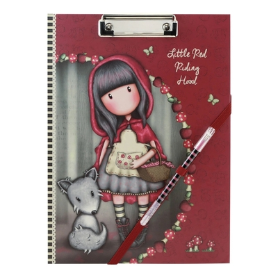 Gorjuss™ kirjepaperisetti Little Red Riding Hood