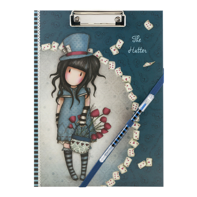 Gorjuss™ letter stationery set The Hatter