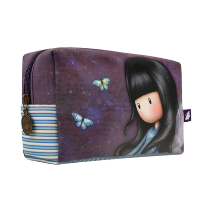 Gorjuss™ make up bag Bubble Fairy