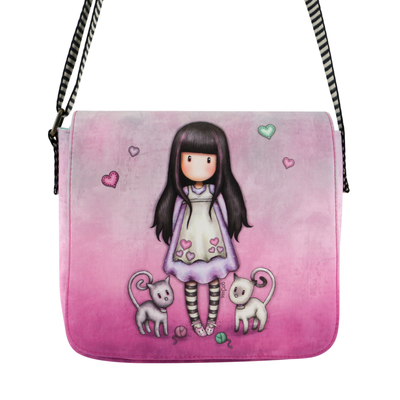 Gorjuss™ shoulder bag, Tall Tails