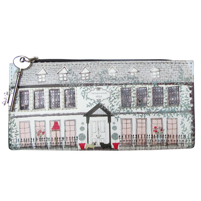 """HOME """"Wisteria"""" wallet"""