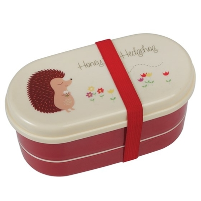 Honey the Hedgehog lunchbox for a child
