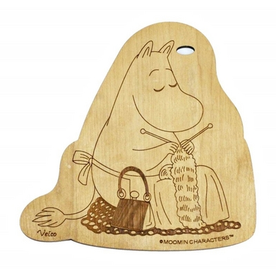 Hot pan coaster Moominmamma