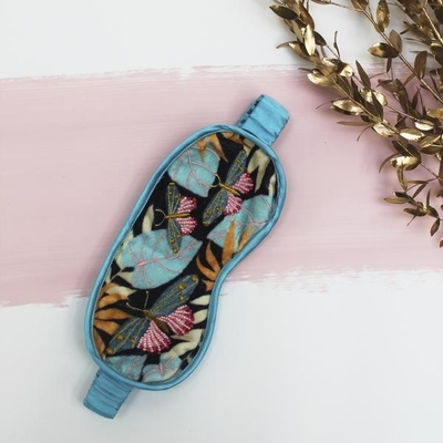 House Of Disaster Luxe Butterfly sleep mask