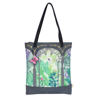 House of Disaster Boulevard Greenhouse Tote / käsilaukku