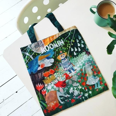 House of Disaster Dangerous Journey ecological shopper bag, recycled material