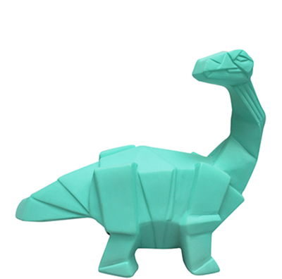 House of Disaster Dinosaur LED lamp, green