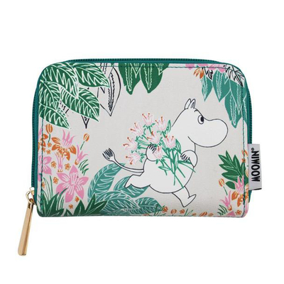 House of Disaster Moomin Flowers wallet