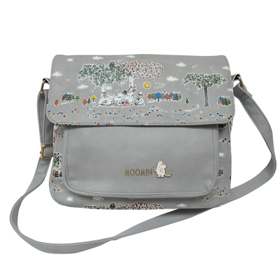 House of Disaster Moomin Meadow shoulder bag