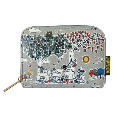 House of Disaster Moomin Meadow wallet