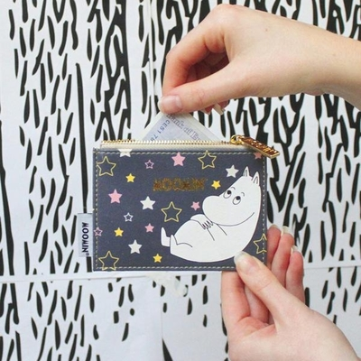 House of Disaster Moomin coin purse, Star