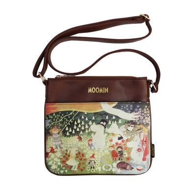 House of Disaster Moomin shoulder bag Dangerous Journey
