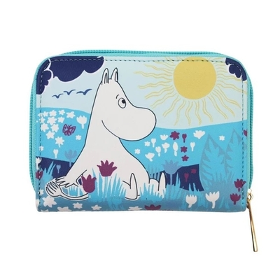 House of Disaster Moomintroll Meadow wallet