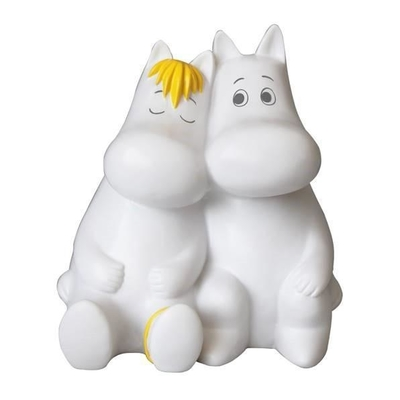 House of Disaster Moomintroll&Snorkmaiden Love-lamp