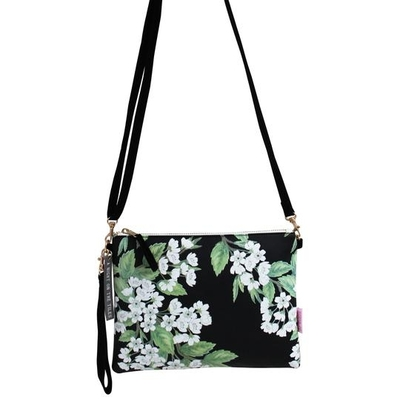 House of Disaster Petal shoulder bag /clutch bag