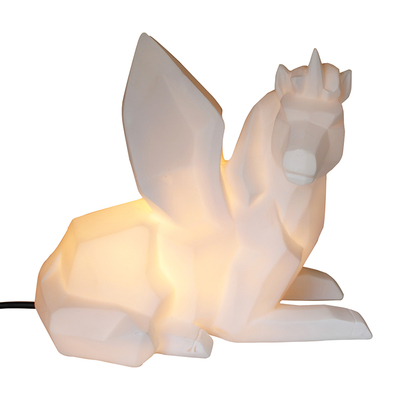 House of Disaster color changing unicorn lamp