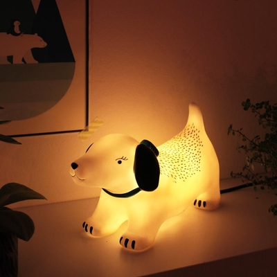 House of disaster Over the moon hot dog led lamp